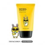 พร้อมส่ง THE FACE SHOP Natural Sun Eco Photogenic Sun Blur SPF 50+ PA+++ (KAKAO FRIENDS) 45ml
