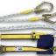 เข็มขัดกันตก แบบครึ่งตัว เชือกเซฟตี้ 2 เส้น 2 ตะขอใหญ่ Yamada NP-737BR2, W737BR2 (Half Body Harnesses with Lanyard Big Hook ) thumbnail 1