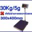 เครื่องชั่งดิจิตอล Digital scale เครื่องชั่งดิจิตอลแบบตั้งพื้น30kg ความละเอียด5g แท่นขนาด300*400 mm รุ่น T7E-EA3040 thumbnail 1