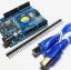Arduino Uno R3 SMD ราคาถูก พร้อมสาย USB thumbnail 2
