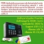 เครื่องทาบบัตร คีย์การ์ด ควบคุมประตู ZK M300 พร้อม Access Control System thumbnail 3