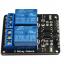 Module รีเลย์ relay 2 Chanel 250V/10A Active LOW thumbnail 2