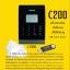 เครื่องทาบบัตร คีย์การ์ด ควบคุมประตู ZK C200 พร้อม Access Control System thumbnail 3
