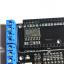 Motor Driver (L293DD) Shield for NodeMCU V2 บอร์ดขับมอเตอร์สำหรับ ESP8266 NodeMCU V2 thumbnail 2