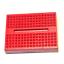 Breadboard 170 holes สีแดง บอร์ดทดลอง เบรดบอร์ด โพโต้บอร์ด thumbnail 2