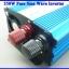 โซล่า อินเวอร์เตอร์ โซล่าเซลล์ อินเวอร์เตอร์ขนาด350Watt DMD Pure Sine Wave off grid Solar Inverter เครื่องแปลงไฟ 12VDC เป็นไฟฟ้าบ้าน 220VAC/50Hz thumbnail 2