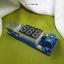 ตัววัดสถานะไฟแบตเตอรี่รถยนต์ พร้อมช่องเสียบชาร์ท USB สำหรับชาร์ทโทรศัทพ์มือถือ thumbnail 1