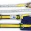 เข็มขัดกันตก แบบครึ่งตัว เชือกเซฟตี้ 1 เส้น 1 ตะขอใหญ่ Yamada NP-737B, W737B (Half Body Harnesses with Lanyard Big Hook ) thumbnail 1