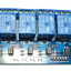 Module รีเลย์ relay 4 Chanel 250V/10A Active LOW thumbnail 3