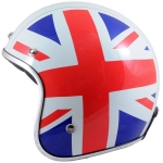 MT Le Mans Flag UK - Red / White / Blue
