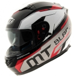 MT Blade SV Super R Gloss Black White Red