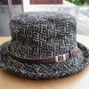 หมวกทรง Porkpie แบรนด์ Giorgio Ferri ( ไซส์ 58 cm )