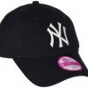New Era MLB รุ่น Women's (สำหรับผู้หญิง) 9Twenty สีกรมท่า Navy ( สายเข็มขัด )