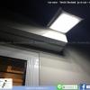ไฟกำแพง โซลาร์เซลล์ 16 LED พร้อม Motion Sensor