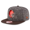 หมวก NFL Draft 2016 New Era Cleveland Browns (Snapback)