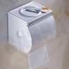 YSB CASSA กล่องใส่กระดาษทิชชู พร้อมที่เขี่ยบุหรี่ ในห้องน้ำ อลูมีเนียม รุ่น ALM-9006-6