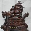 เรือสำเภามงคลหัวมังกรนำโชคลาภวาสนา
