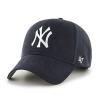 หมวก NY แบรนด์ 47 สีกรม (เข็มขัดปรับระดับ)
