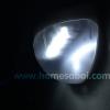 ไฟกำแพง โซลาร์เซลล์ 6 LED