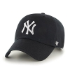 หมวก NY แบรนด์ 47 สีดำ (เข็มขัดปรับระดับ)