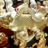 ปลาหลีฮื้อเกล็ดเหรียญมงคลนำหยู่อี่ อุดมสมบูรณ์ ร่ำรวยเงินทองเหลือกินเหลือใช้สมปรารถนา