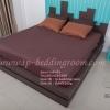 ชุดผ้าปูที่นอนสีพื้น 3.5 ฟุต (ไม่มีนวม)