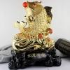 ปลาหลี่ฮื้อทองพ่นลูกแก้วสมปรารถนาล้อคฑายูอี่ค้าขายร่ำรวย ค้าขายร่ำรวย