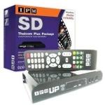 Receiver IPM UP รองรับ Thaicom C/KU