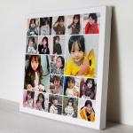 กรอบลอยแคนวาส Photo Collage 19 รูป คลิ๊ก!