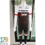 ชุดจักรยานแขนยาว Terk 2016 ขาวดำ