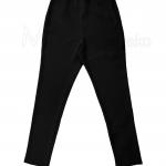 ขายาว-ทรงเรียบ ขาเดฟ สีดำ