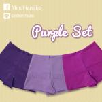 Purple Set S