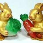 กรต่ายมงคล สัญลักณ์แห่งชีวิตชีวาและความอุดมสมบูรณ์