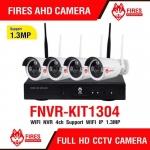 FNVR KIT -1304 HDD 1 TB