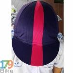 หมวกแก๊บ Rapha สีม่วงชมพู