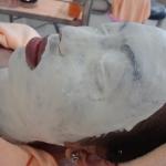 4.ไรเซ่มาร์คมุกขาว Rize' Moisturizing Mask