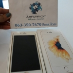 ขาย iPhone6s 64Gb สีทอง เครื่องศูนย์ไทย ประกันเหลือถึงเมษาปีหน้า