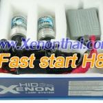 ไฟ xenon kit H8 Fast start Ballast A6