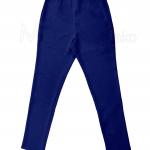 ขายาว-ทรงเรียบ ขาเดฟ สีน้ำเงิน