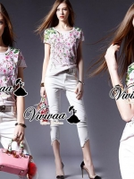Girly sakura chic set