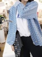 Korean Autumn 2015 Denim Jacket
