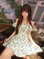 Floral Mini Dress Vintage