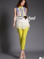 Yellow Collar Blossom Colors Set