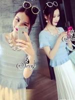 Moshino Princess Knit Top