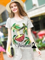Hawaii wink wink dress