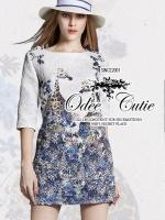 Elegant coming dress
