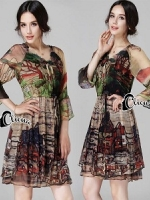 DG Medieval Line Luxury Dress