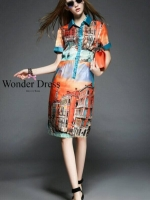 RUNWAY DRESS PREMIUM QUALITY KOREA
