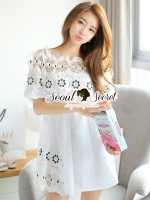 Princess Lacy Snow White Dress