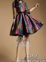 Beauty Elegant Premium Korea Dress